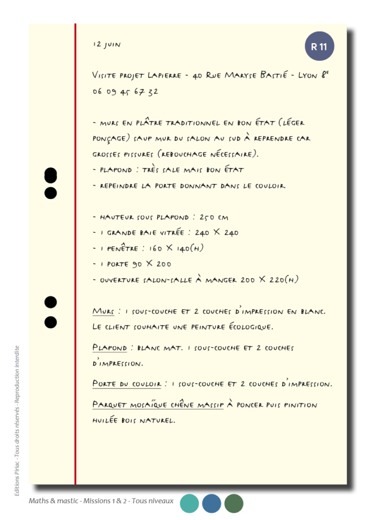 Coffret Maths&mastic